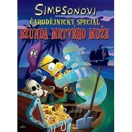 Groening Matt: Simpsonovi Bžunda mrtvého muže