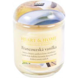 Albi Heart & Home velká svíčka Francouzská vanilka