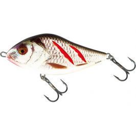 Salmo Wobler Slider Sinking Wounded Real Grey Shiner 7 cm, 21 g