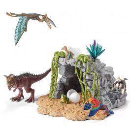 Schleich Dinosauři v jeskyni, hrací set 42261