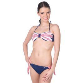 Pepe Jeans dámské plavky English Swim S vícebarevná