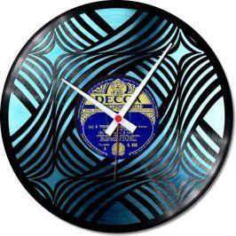 loop Victor Silver - modrá