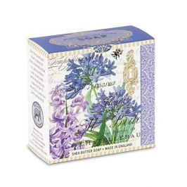 Michel Design Works Luxusní mýdlo Purple Bouquet (Purple Bouquet A Little Soap) 100 g