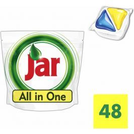 Jar kapsle Yellow 48 ks
