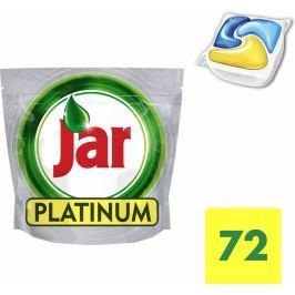 Jar kapsle Platinum Yellow 72 ks