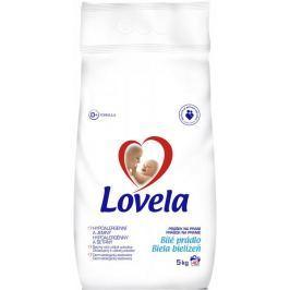 Lovela Prášek bílá 5 kg (40 praní)