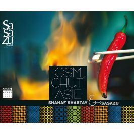 Shabtay Shahaf: Osm chutí Asie - Shahaf Shabtay a tým SaSaZu