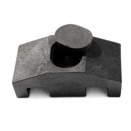 Příchytka PVC pro panely SUPER - barva černá