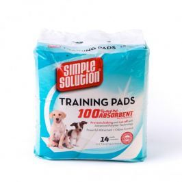 Simple Solution Hygienické podložky 14ks