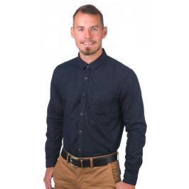 GLOBE pánská košile Goodstock Vintage L tmavě modrá