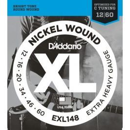 Daddario EXL148 Struny pro elektrickou kytaru