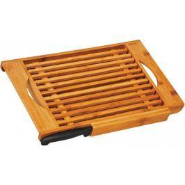 Time Life Prkénko na pečivo s nožem, bambus