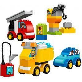 LEGO DUPLO® 10816 Moje první autíčka a náklaďáky