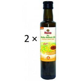 Holle Bio Dětský olej, 2 × 250 ml