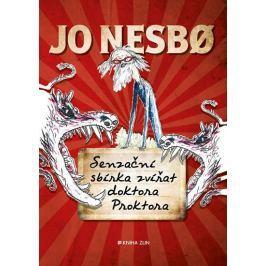 Nesbo Jo: Senzační sbírka zvířat doktora Proktora