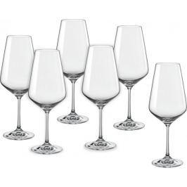 Crystalex sklenice na víno Sandra 550 ml, 6 ks