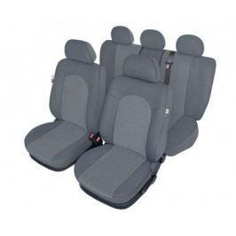 KEGEL Potahy na sedadlo Atlantic, velikost L Super Air Bag, barva šedá