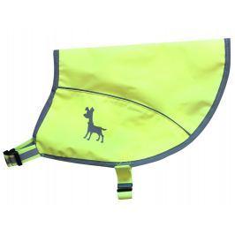 Alcott Neonově žlutá vesta s reflexními prvky S