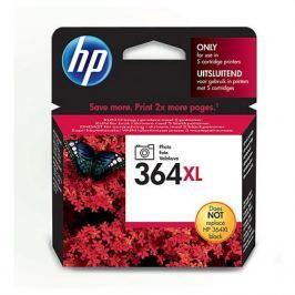HP Inkoustová náplň HP 364XL (CB322EE) foto černá