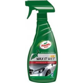 Turtle Wax Vosk na mokrý lak, Wax It Wet, 500 ml