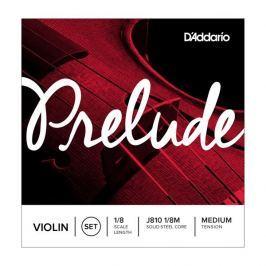 Daddario Prelude vln 1/8 M Houslové struny