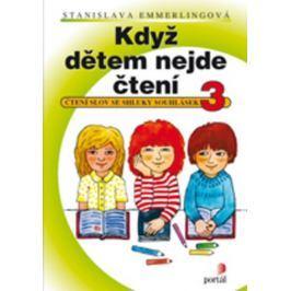 Emmerlingová Stanislava: Když dětem nejde čtení 3 - Čtení slov se shluky souhlásek