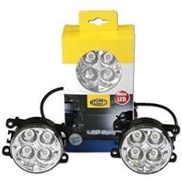 Magneti Marelli LED světla pro denní svícení kulatá 12/24V 4xLED