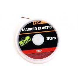 Fox Značkovač Edges Marker Elastic 20 m red