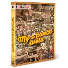 My z konce světa (4DVD)   - DVD