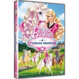 Barbie a Poníková akademie   - DVD