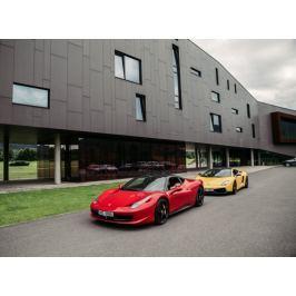 Poukaz Allegria - jízda ve Ferrari 458 Italia - 30 minut Bravantice