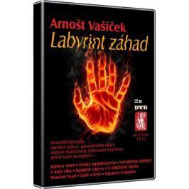 Labyrint záhad (2DVD)   - DVD