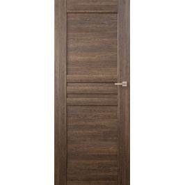 VASCO DOORS Interiérové dveře MADERA plné, model 3, Dub rustikál, A