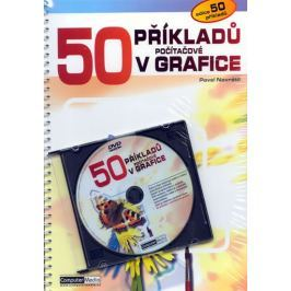 Navrátil Pavel: 50 příkladů z počítačové grafiky + DVD