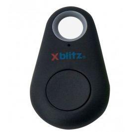 XBlitz Klíčenka/přívěsek proti krádeži X-Finder, černá