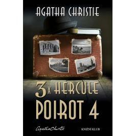Christie Agatha: 3x Hercule Poirot 4