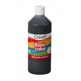 Barva temperová 0,5 l černá