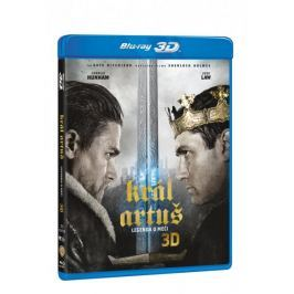 Král Artuš: Legenda o meči 3D+2D (2BD)   - Blu-ray