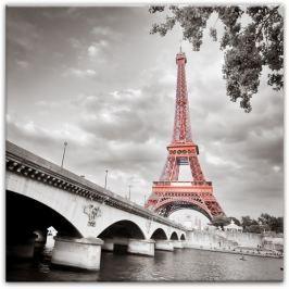 Toro Obraz 58 x 58 cm, Eiffelova věž