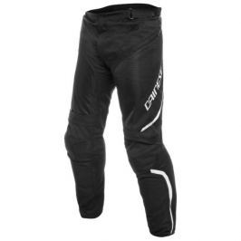 Dainese pánské kalhoty DRAKE AIR D-DRY vel.54, textil, černá/bílá