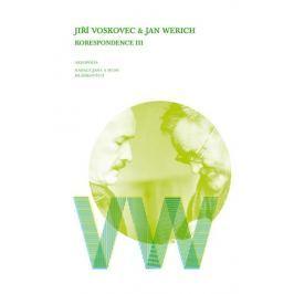 Matějka Ladislav: Korespondence III - Voskovec a Werich