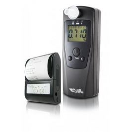 AlcoForce Profesionální alkoholtestr Cobra KIT, hromadné měření, včetně tiskárny, kalibrace na 1 rok zdarma