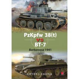 Zaloga J. Steven: PzKpfw 38(t) vs BT-7 - Barbarossa 1941
