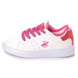 Beverly Hills Polo dívčí tenisky 32 růžová