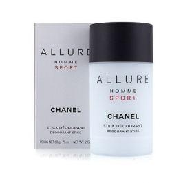 Chanel Allure Homme Sport - tuhý deodorant 75 ml