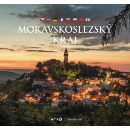 Sváček Libor: Moravskoslezský kraj - velká / vícejazyčná