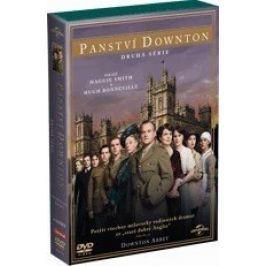 Panství Downton 2. série (4DVD)   - DVD