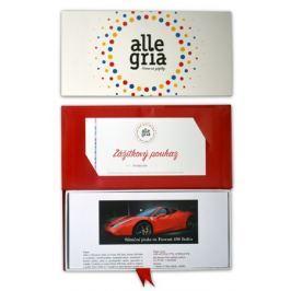 Poukaz Allegria - řízení vozu Ford Mustang Brno