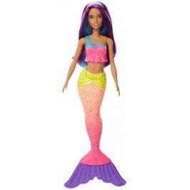 Mattel Barbie mořská panna fialová