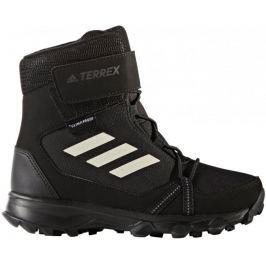 Adidas Terrex Snow Cf Cp Cw K Core Black/Chalk White/Grey Four 32